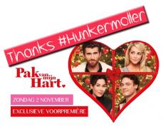 Exclusieve tickets van Hunkermoller voor Pak van mijn Hart