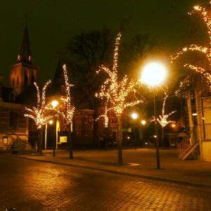 Gezellige centrum van Hilversum