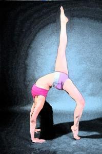 Goede voornemen Yoga