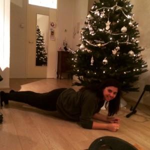 30 day plank challenge Dag 5
